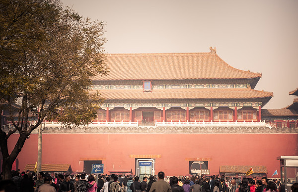 Forbidden City 故宮