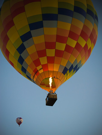 Albuquerque International Balloon Fiesta 2011