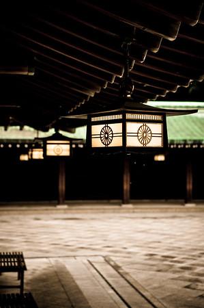 明治神宮 Meiji Jingū
