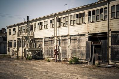 Hunter's Point Naval Shipyard