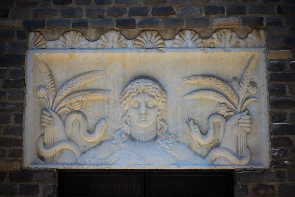 Villa Taverna, Jackson Square