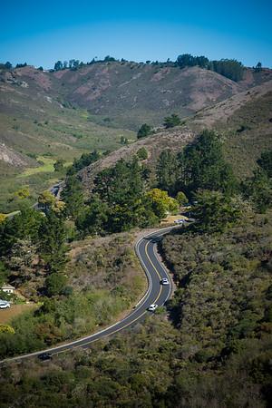 Julian Trail, Marin Headlands