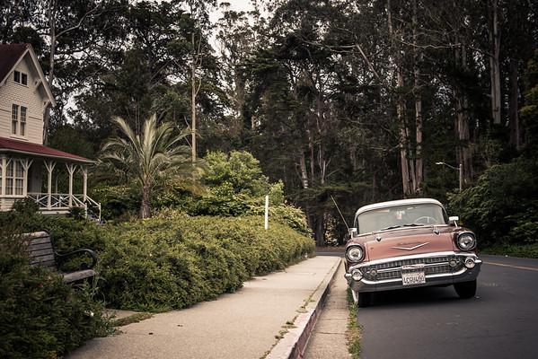 Presidio Boulevard, the Presidio