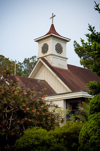 Chapel of Our Lady, the Presidio
