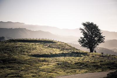 Milagra Ridge