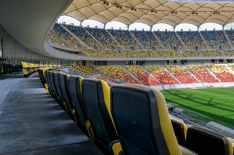 Football Home of Steaua Bucuresti | Grand Arena Bucharest