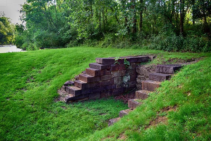 Old Spillway