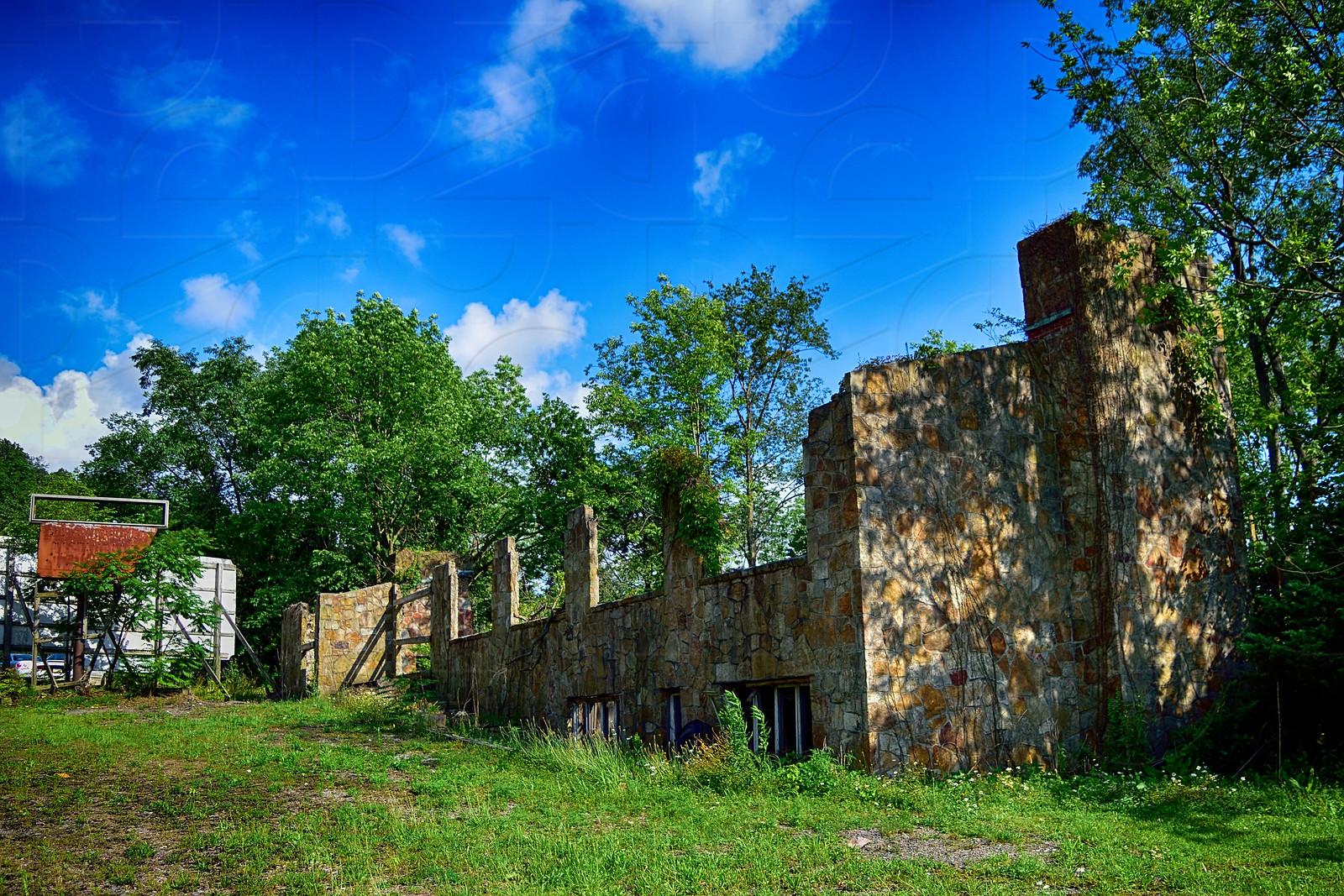 Delaney's Ruins