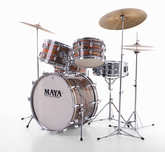 Maya, Pro-drummer, Pro, Drums, Drum kit