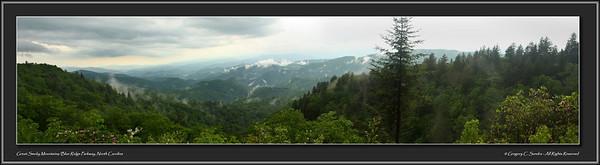 Great Smoky Mountains/Blue Ridge Parkway I