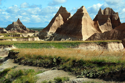 Castle Trail Pyramids