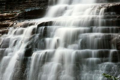 Brandywine Falls Detail