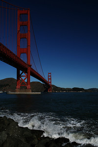 Golden Gate Bridge from Presidio