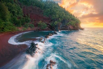 Pele's Cove