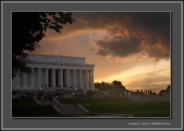 Lincoln Memorial I
