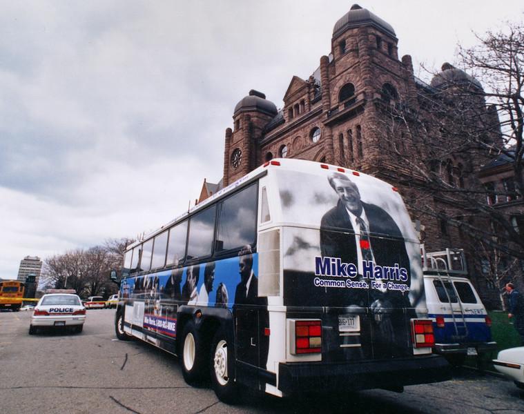 PC Campaign Bus 1999