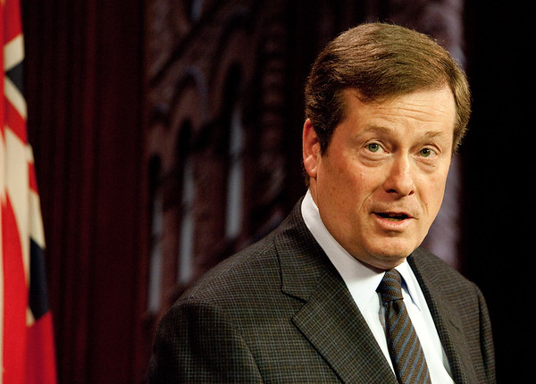 John Tory Leader of the Ontario PC Party (2004 - 2009)