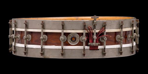 Duplex, vintage, snare, drum