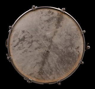 Lefima, vintage, snare, drum, White Marine, Pearl, single, tension