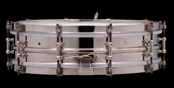 Ludwig & Ludwig All-Metal Separate-Tension snare drum