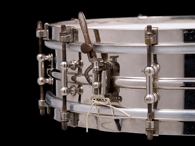 Ludwig & Ludwig All-Metal Separate-Tension snare drum