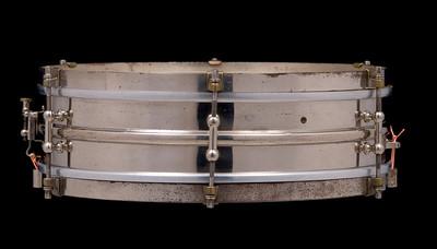 Ludwig, Pioneer, Nickel, Brass