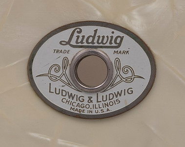Ludwig, Standard, Imperial, White Marine Pearl, 399,
