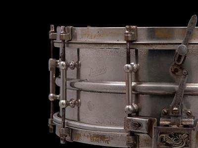 Ludwig, Super Sensitive, Tube lug, Nickel, Brass, Heavy