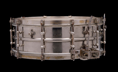 Ludwig, Super Sensitive, Tube lug, Nickel, Brass, Heavy