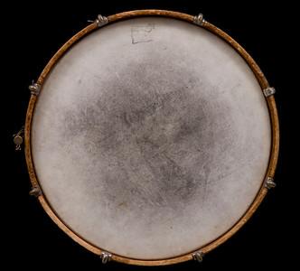 Ludwig, Thumb, Rod, Drum, Walnut, Mahogany, single tension, Gut