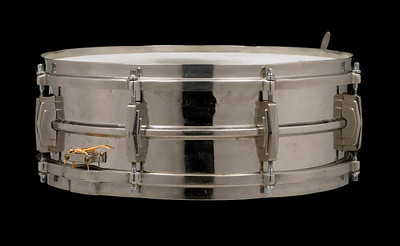 Ludwig, Silver, Anniversary, Brass, Professional, Nickel, Imperial, All-Metal
