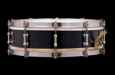 Ludwig, snare, Professional, Black, Ebonized, 338