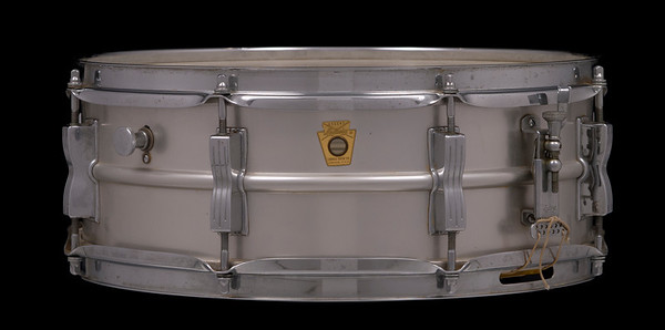Ludwig, Acrolite, Vintage, Snare, Drum, Keystone,
