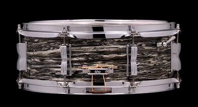 Ludwig, Jazz, Festival, snare, drum, Oyster, Black, Pearl, P-83, vintage, Beatles, Ringo, Starr