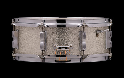 Ludwig, Jazz, Festival, snare, drum, Silver, Sparkle, P-83, vintage,