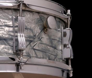 Ludwig, Jazz, Festival, Vintage, Snare, Drum, Sky, Blue, Pearl, Keystone