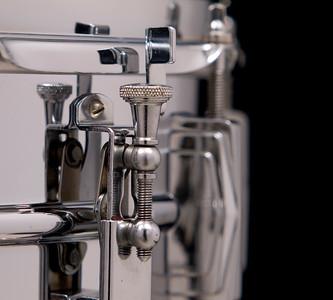 Ludwig, SupraPhonic, Vintage, Snare, Drum, Keystone,
