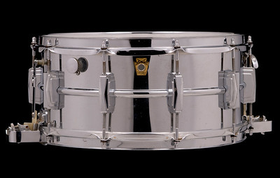 Ludwig, Super, Sensitive, Vintage, Snare, Drum, Keystone