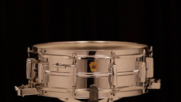 Ludwig, Super, Sensitive, Vintage, Snare, Drum, Keystone, pre-serial