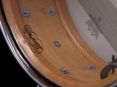 Ludwig, Jazz, Festival, Vintage, Snare, Drum, B/O, Citrus, Mod, Original, Recoated, Jack, Lawton, Blue, Olive