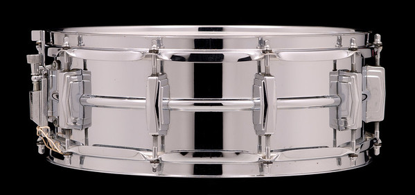 Ludwig, Supraphonic, Vintage, Snare, Drum, B/O, Blue, Olive, Alloy, Imperial