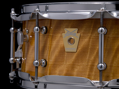 Ludwig, Vintage, Snare, Drum, Super, Classic, Satinwood, Collectors, Edition