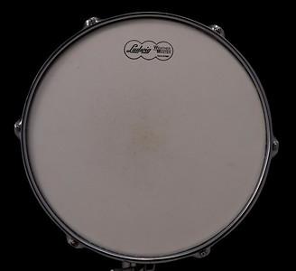 Ludwig, WFL, Snare, Drum, Porto Pak, Classic, WMP, White, Marine, Pearl