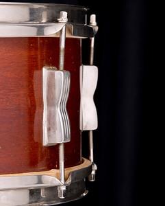 Ludwig, WFL, Snare, Drum, Mahogany, Contest, Keystone