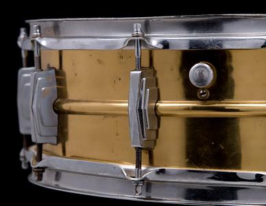 Ludwig, WFL, Super Ludwig, P83, Keystone Snare, Bjørn, Uglebjerg, Brass, Gasolin