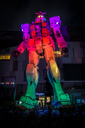 Gundam light