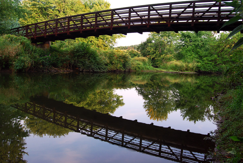 Reflecting Bridge
