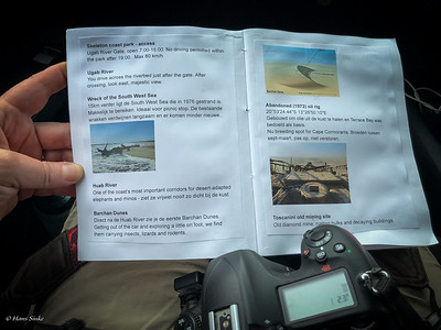 Joni's personal route notes (dutch)!