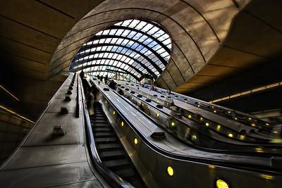 Canary Wharf Jubilee Line