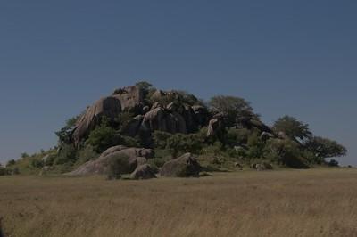 Just love the Serengeti Kopjes